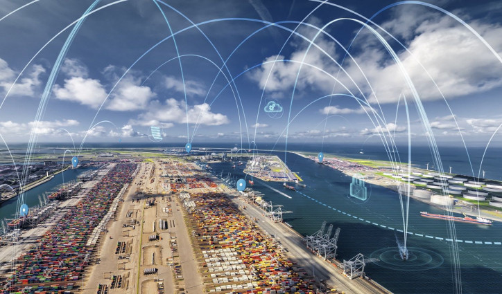 Port of Rotterdam Authority launches new company PortXchange to make digital shipping app Pronto available to ports worldwide