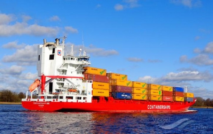 Containerships PLC is part of CMA CGM Group