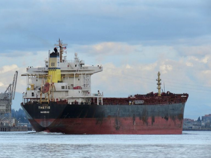 Diana Shipping Inc. Announces the Sale of a Panamax Dry Bulk Vessel, the mv Thetis
