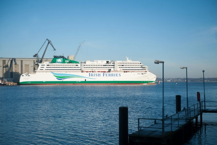 Irish Ferries Announces Further Delay to W.B. Yeats delivery