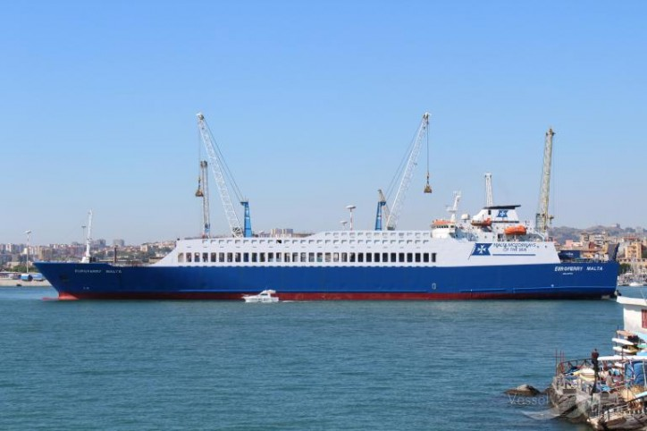 Three ro-pax ships up for sale by Grimaldi and Adria Ferries