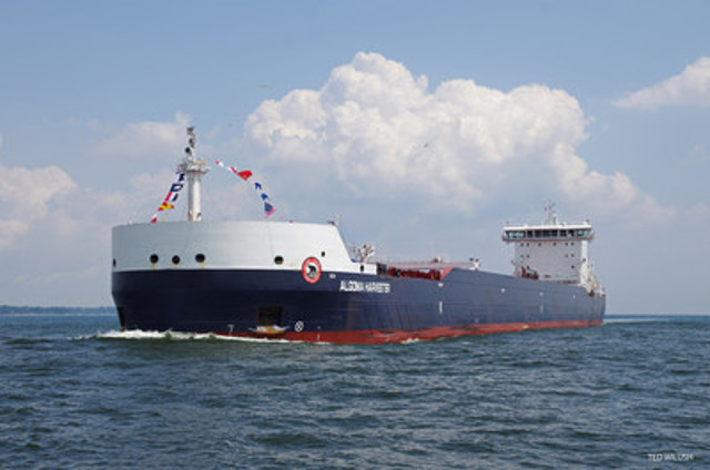 Canada's Algoma orders two more Equinox-class ships