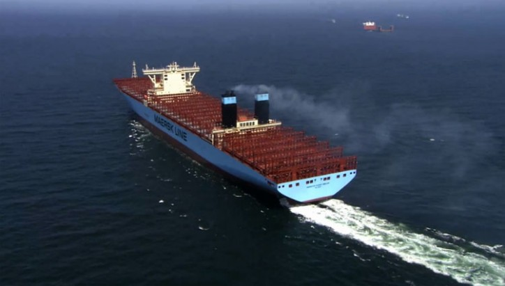 Maersk Line Selects Sperry To Upgrade 80 Ships