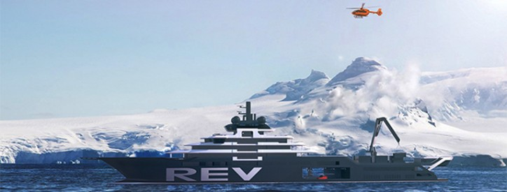VARD Secures Contract For The Design And Construction Of One Research Expedition Vessel