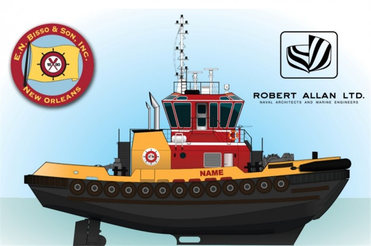 Eastern Shipbuilding Group, Inc. Signs Contract with Bisso Offshore, LLC for Two (2) RApport 2400 Ship Handling Tugs