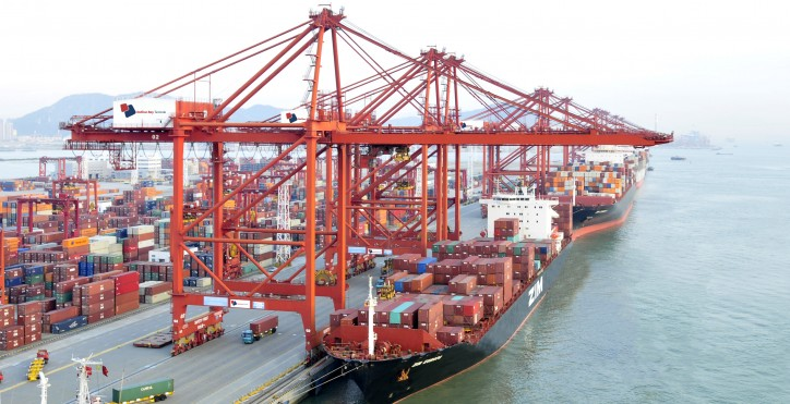 Three millionth ZIM container in DaChan Bay Terminals