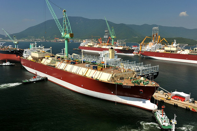 Qatargas, Maersk and Shell Join Forces To Develop LNG As Marine Fuel