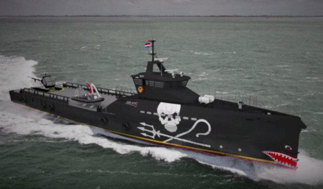 VIDEO: Keel laying Ceremony of new Sea Shepherd ship