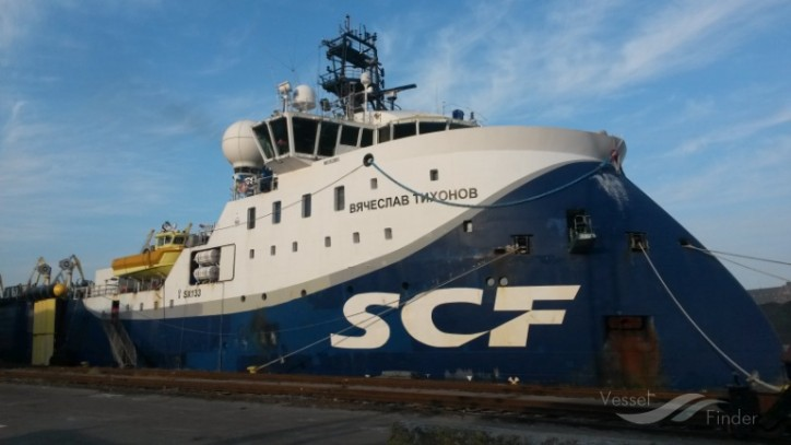 Sovcomflot extends charter for Vyacheslav Tikhonov