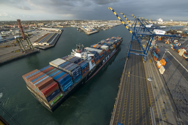 September Volumes At Port Of Los Angeles Increase 2.4%