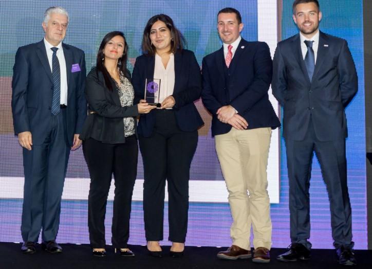 Maersk Line wins Client Relationship Award