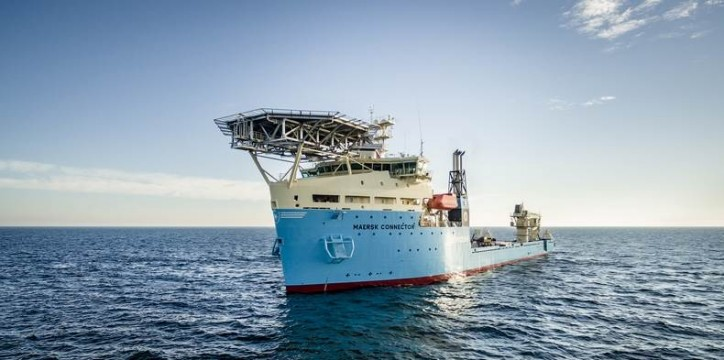 MAERSK CONNECTOR - IMO 9743813