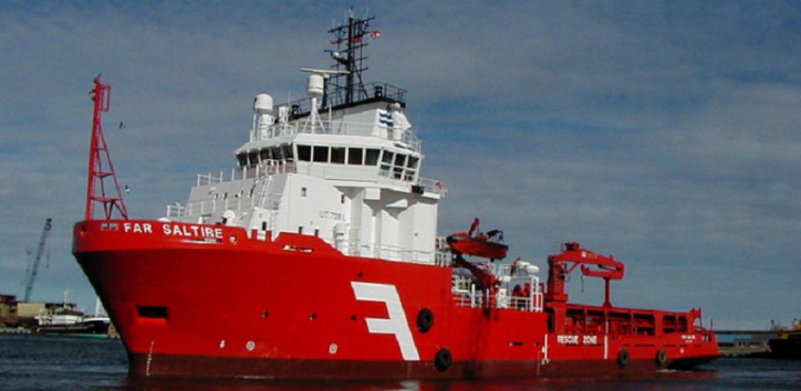 Solstad Offshore announces the sale of one of its AHTS vessels