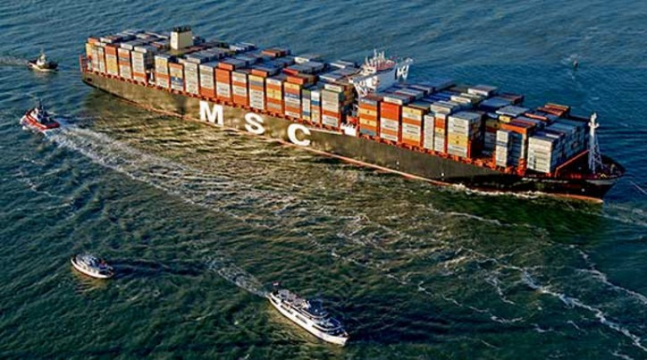 MSC Announces new VSA Agreement Between Australia and Asia