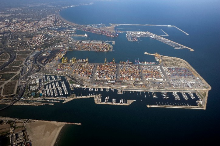Port Authority of Valencia announces EUR233mln investments in its three ports