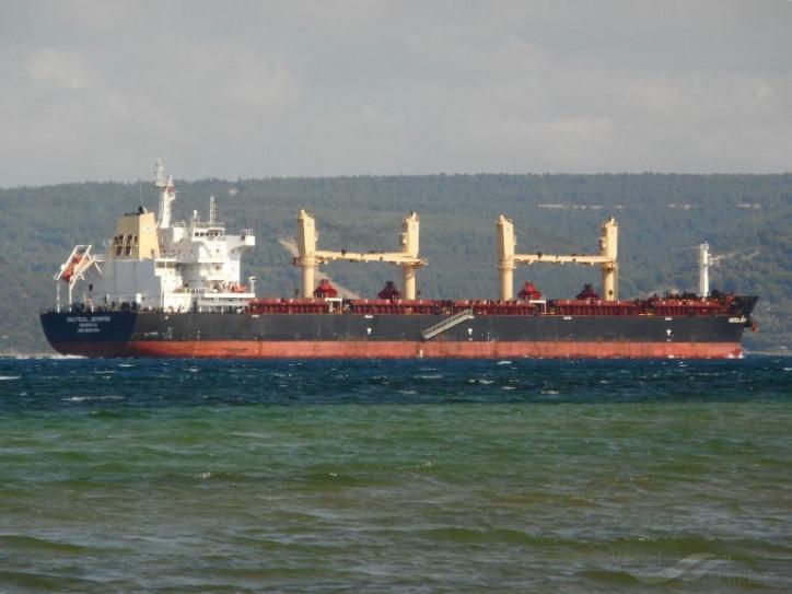 Eagle Bulk Shipping takes delivery of mv Copenhagen Eagle