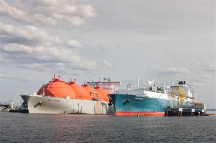 Klaipeda LNG Terminal receives the 50th cargo