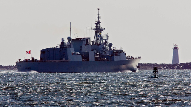 Independent report claims the Canada's new warship fleet could double in cost to $30 billion