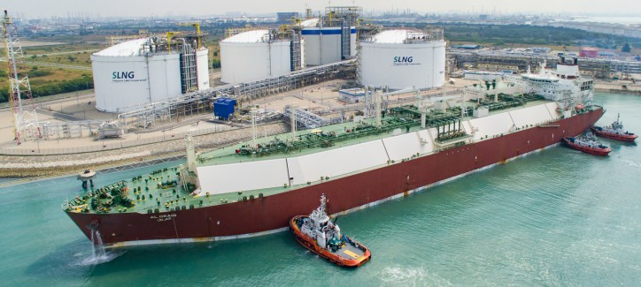 Total and Pavilion Energy Take a Further Step in Developing Liquefied Natural Gas (LNG) As a Marine Fuel in Singapore