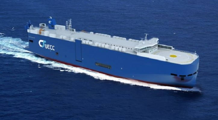 United European Car Carriers (UECC) invest in new generation PCTCs