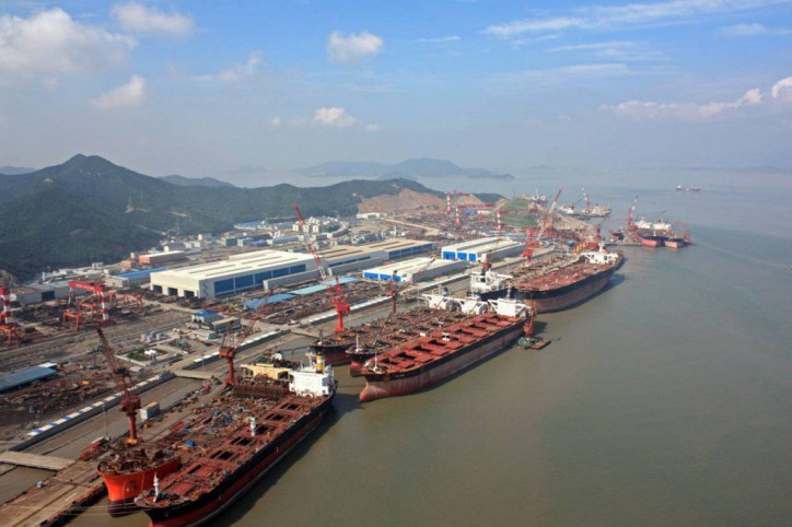 COSCO Zhoushan Bags Order for Up to Four Tankers