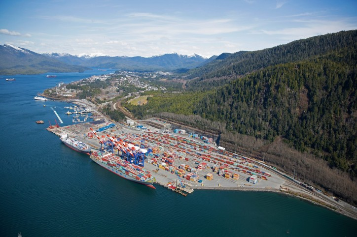 Port of Prince Rupert Proving to be an Engine of Growth Across Northern British Columbia