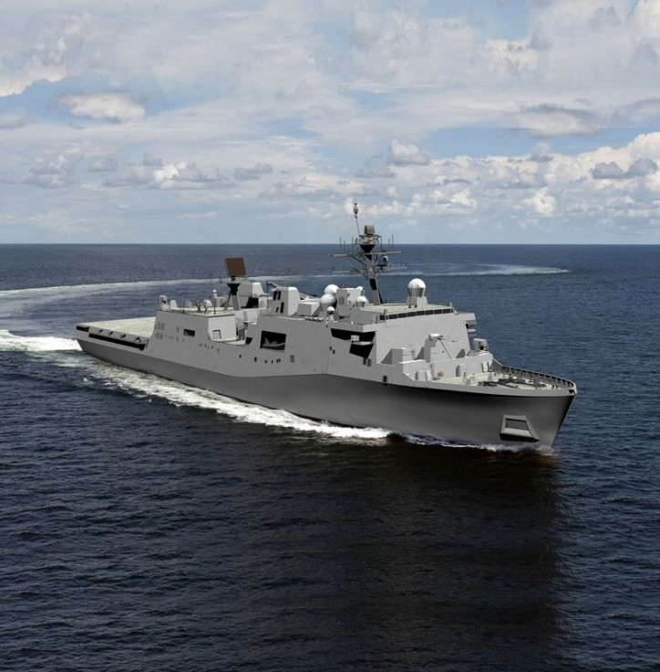 Huntington Ingalls Industries Awarded $19.1 Mln LX(R) Design Acceleration Contract