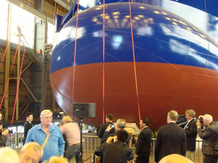 Create added value after christening: maintenance management by Shipbuilder