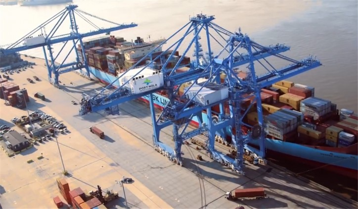 Port of New Orleans and Port of Greater Baton Rouge receive a $1.7Mln federal grant from the US Maritime Administration