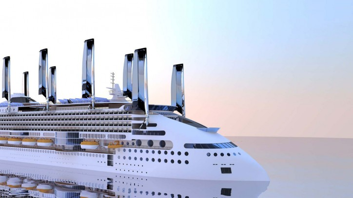 Peace Boat pushes Disruptive Sustainability at Nor-Shipping with pioneering Ecoship