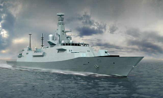 Rolls-Royce signs MTU diesel genset supply contract for UK Royal Navy's Type 26 Global Combat Ship
