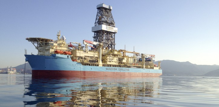 Maersk Drilling Posts Record Profit