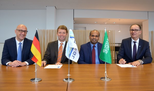 Bahri Data and DNV GL sign partnership to leverage Big Data for safety, quality and compliance excellence