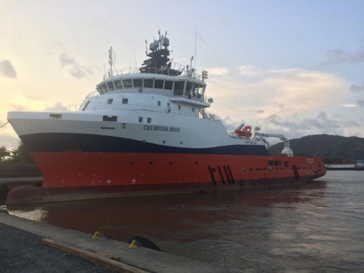 Havyard holds naming ceremony for anchor-handling vessel in Brazil