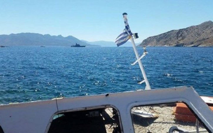 Four Killed In Boat Crash Off Greek Island