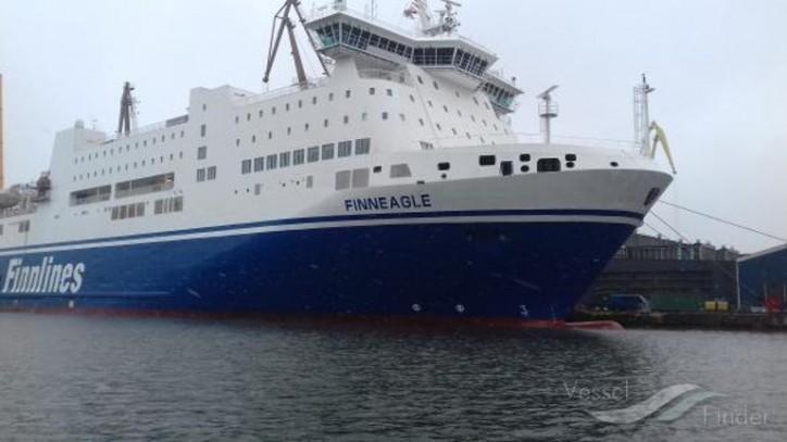 Finnlines announces sale of RoPax vessel MS Finneagle