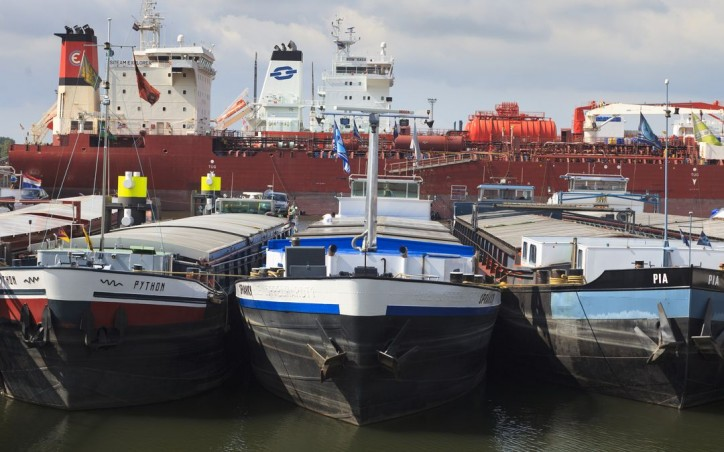Port of Rotterdam: Inland vessels to participate in trial measuring their emission levels