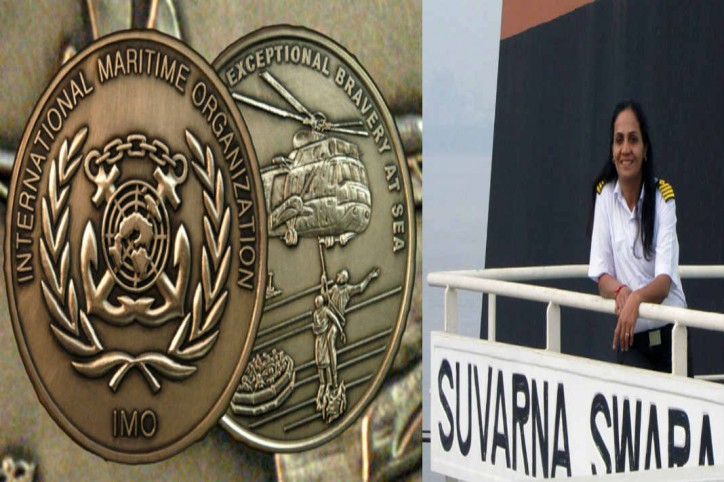 2016 IMO Award for Exceptional Bravery at Sea
