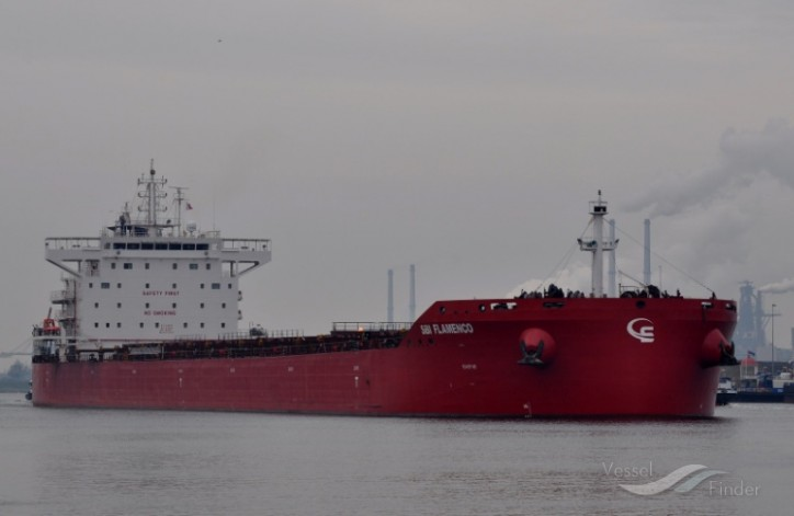 Scorpio Bulkers Inc. Announces the Sale of Two Kamsarmax Vessels for $48 Million and Updates to the First Quarter of 2019 TCE Rates