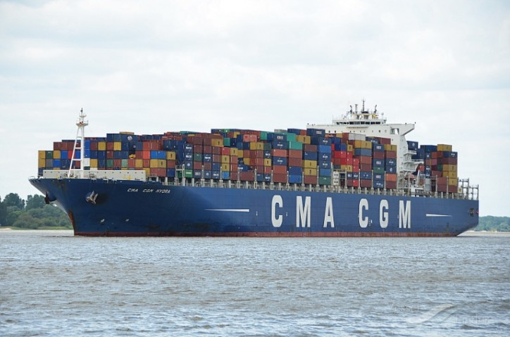 CMA CGM upgrades its offer between Northern Europe and the Eastern Mediterranean Sea with the improved NC Levant service