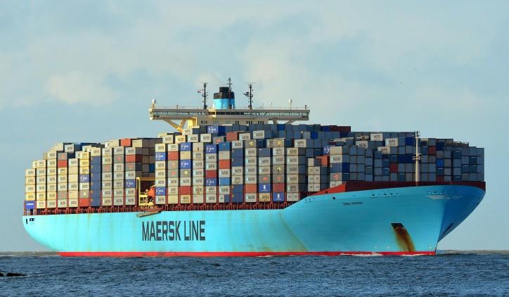 Ebba Maersk IMO 9321524
