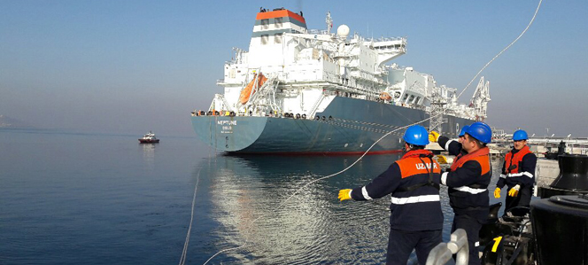 First Floating LNG Import Terminal Inaugurated In Turkey