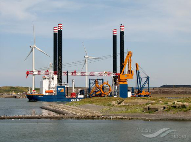 Van Oord and Highland Group Holdings Ltd. will cooperate on the Deutsche Bucht offshore wind farm