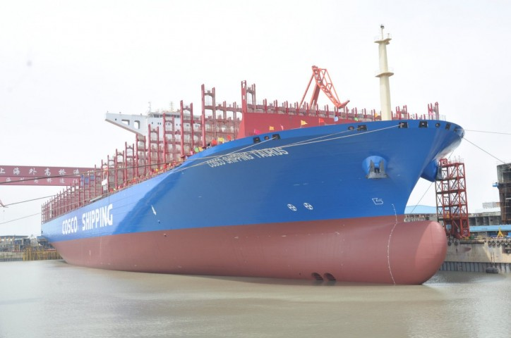 Shell Marine secures big ship commitment from COSCO Shipping