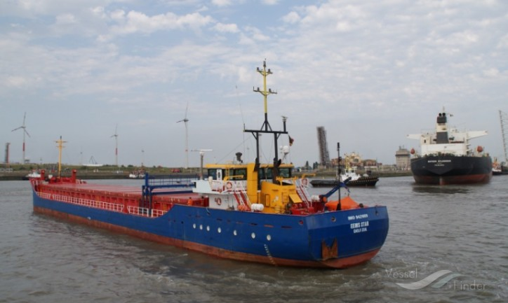 Disabled EEMS STAR escorted to safe anchorage