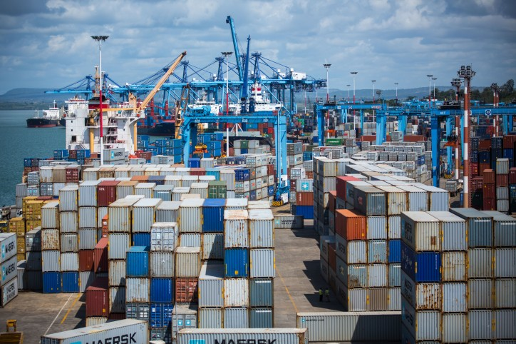 2000 containers lost by cargo theft at Kenya Ports
