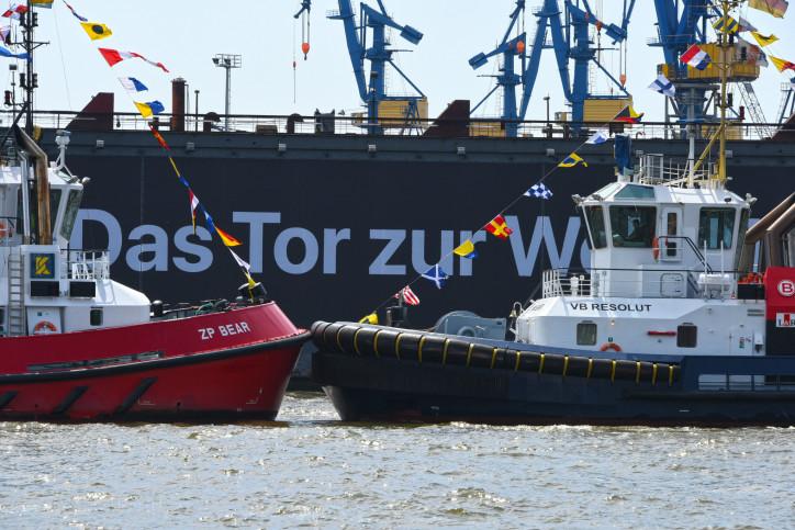 Boluda Corporación Marítima successfully closes the acquisition of the Dutch company Kotug Smit Towage