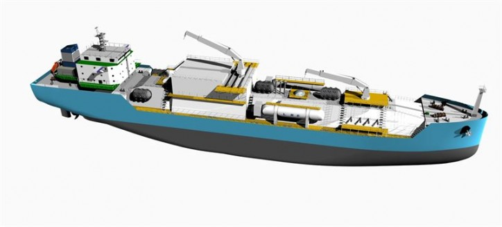 China's first LNG bunker vessel to feature integrated Wärtsilä solutions