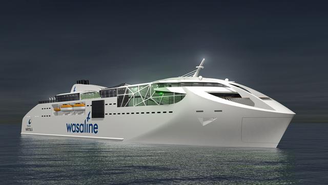 Wärtsilä Ro-Pax ferry