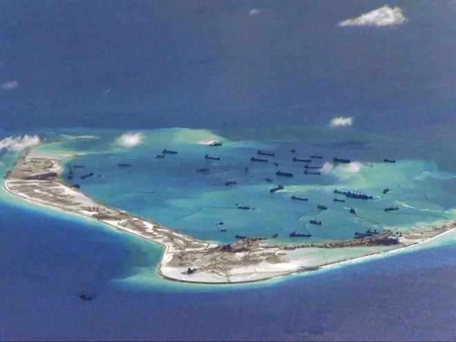 China Invites India to South China Sea
